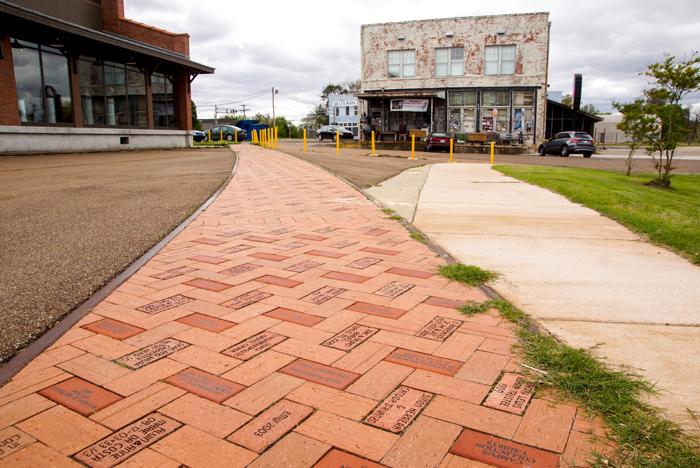 Ground Zero in Clarksdale, dem letzten Stopp auf meinem Roadtrip durch Mississippi