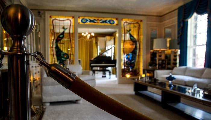 Graceland Wohnzimmer