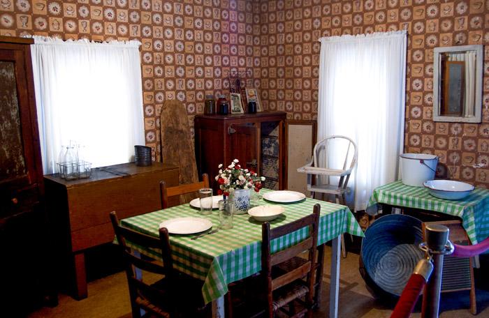 Elvis Birthplace in Tupelo