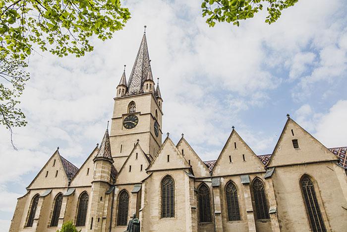 Evangelisch Stadtpfarrkirche