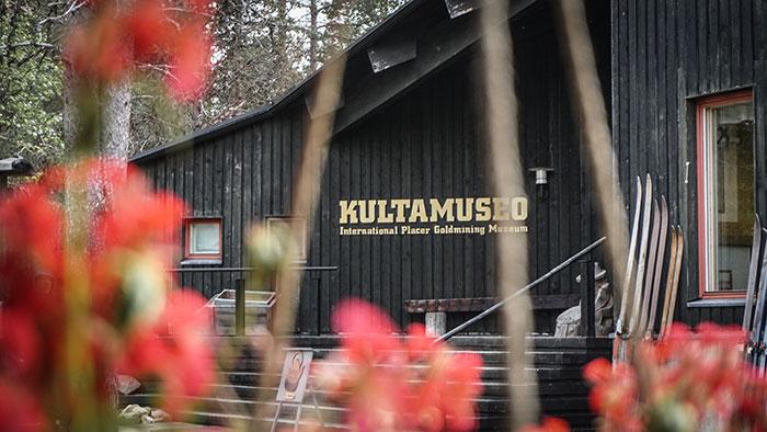 Goldmuseum aussen
