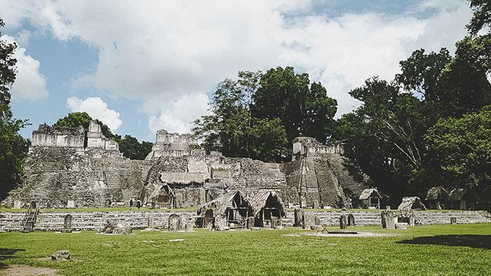 Guatamala Tikal Maya