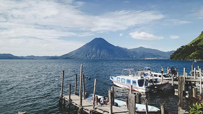 Guatemala Vulkan