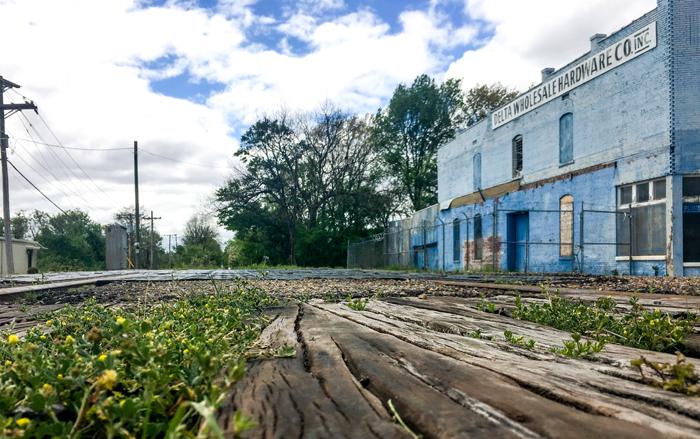 Clarksdale - letzter Stopp auf meinem Roadtrip durch Mississippi