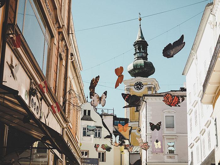 Innenstadt Deko