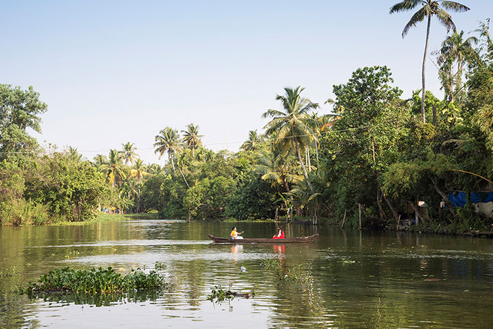 Kerale Backwaters