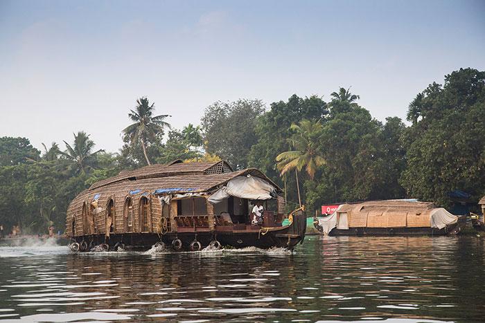 Kerale Hausboot