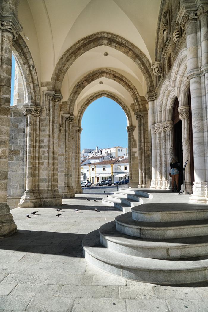 Kirche Evora