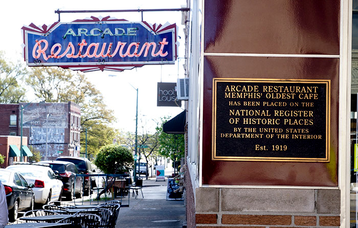 Memphis Elvis Arcade Diner