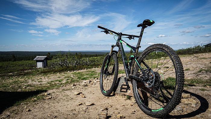 Mountainbike Tour Rad
