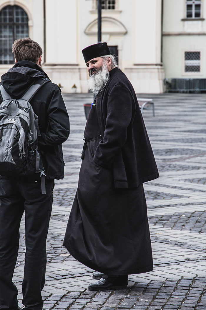Orthodoxer Priester