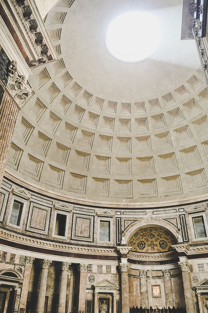 Pantheon Architektur