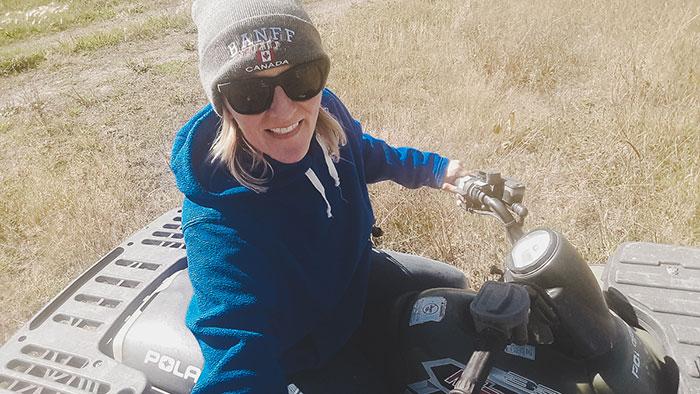 Quadfahren Canada