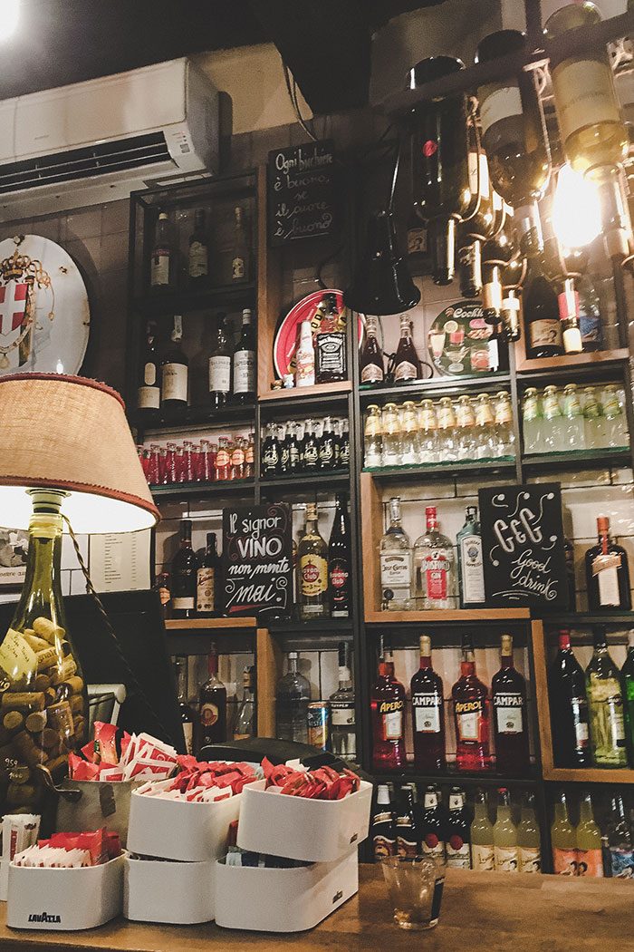 Rom Bar Sightseeing