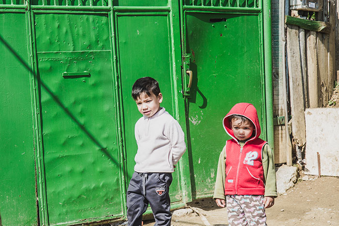 Roma Kinder
