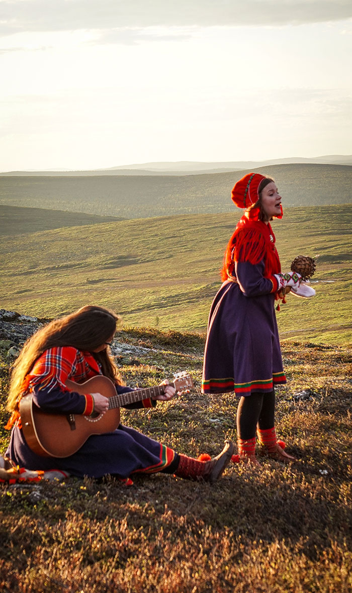 Sami Frauen