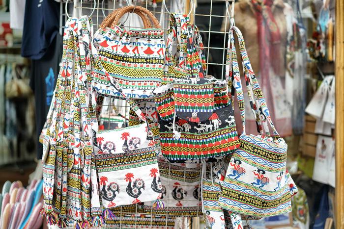 Shopping in Evora