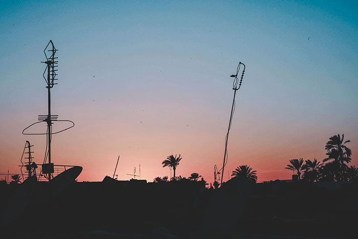 Sunset Marrakesh