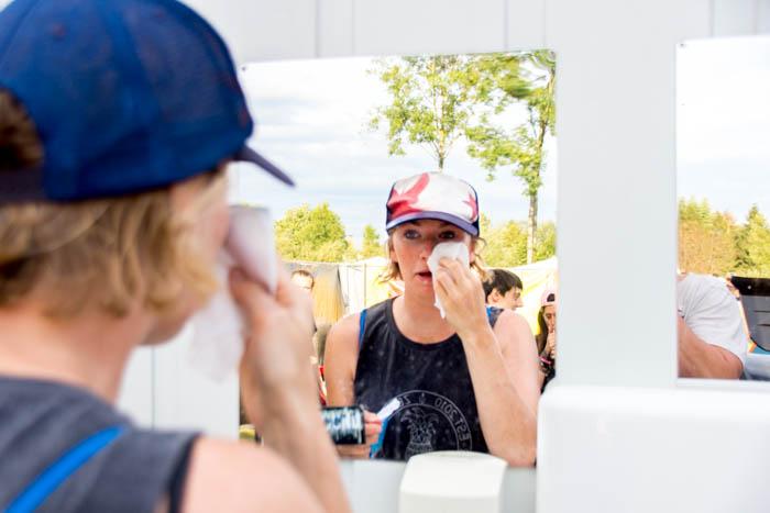 Survival Tipps fürs Festival Hygiene