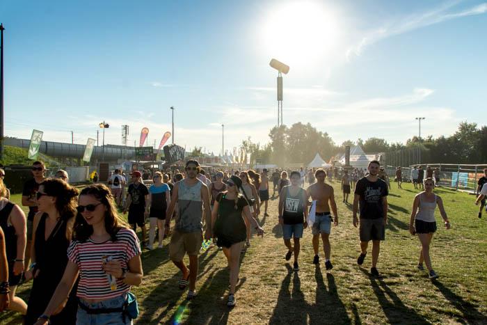 Survival Tipps fürs Festival Party