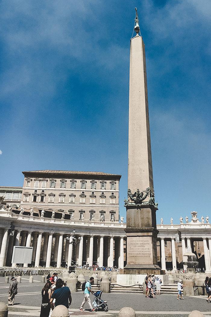 Vatikan Turm