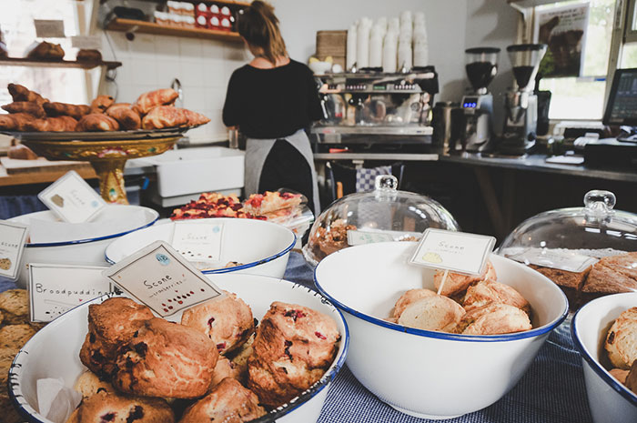 Amsterdam Bakkerswinkel Cafe