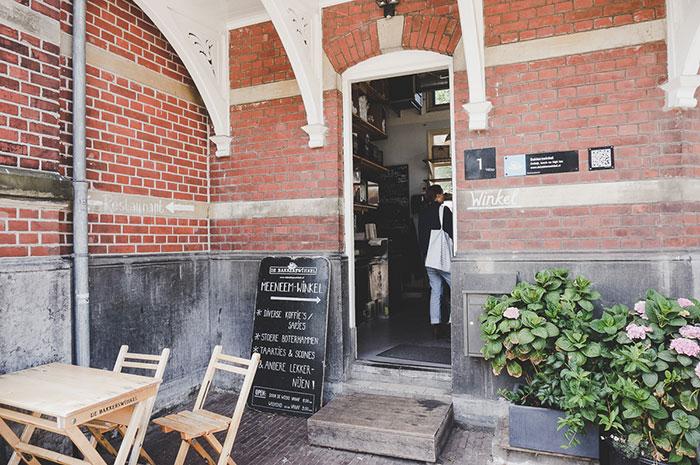 Ballerswinkel Cafe Amsterdam