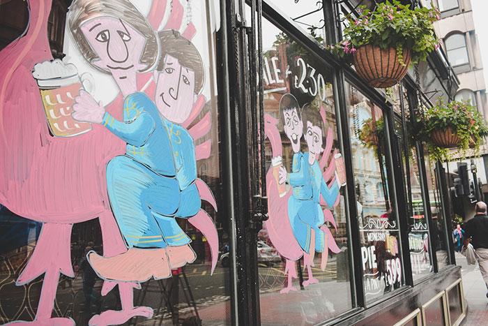 Beatles Restaurant Liverpool