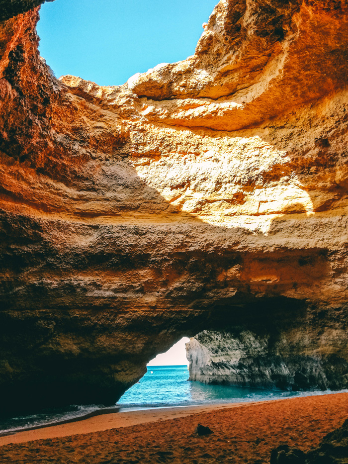 Begali Cave Algarve