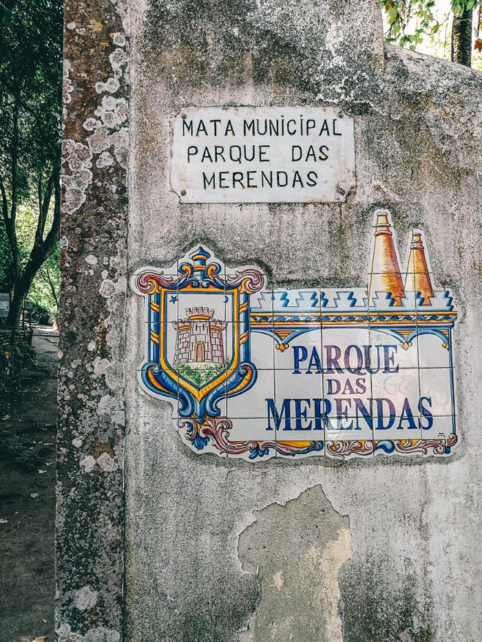 Fliesen in Sintra