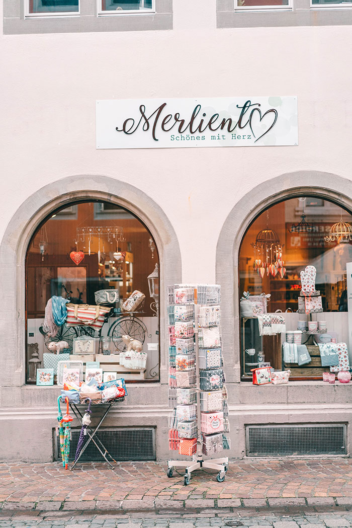Geschäfte Konstanz