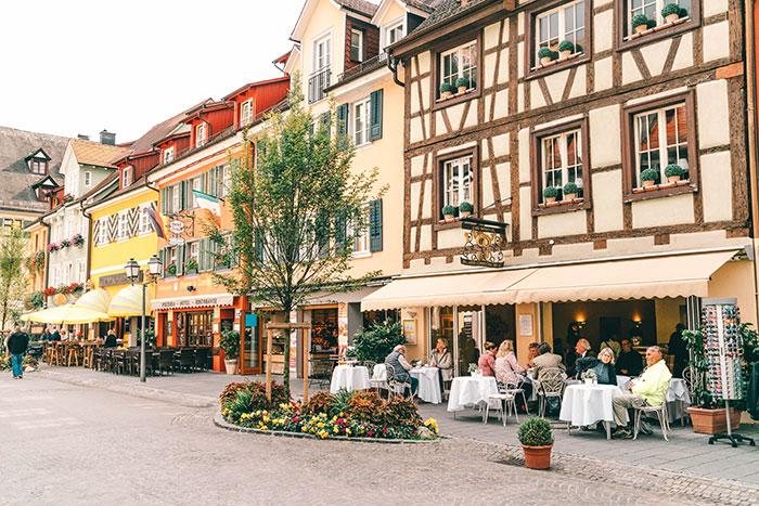 Hauptstrasse Meersburg