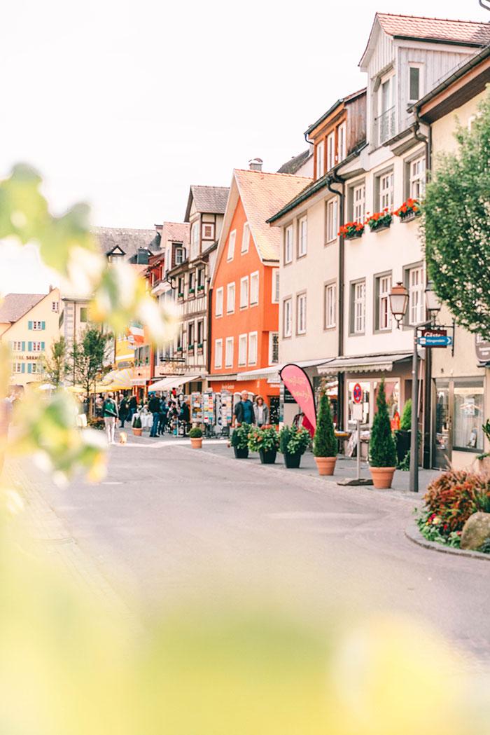 Innenstadt Meersburg