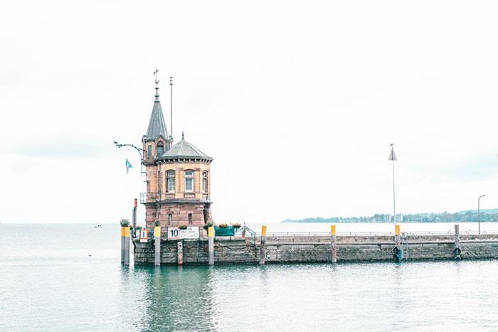 Konstanz Hafenbecken