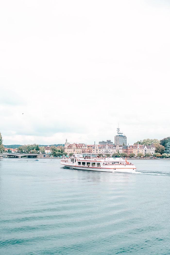 Konstanz Schiffahrt