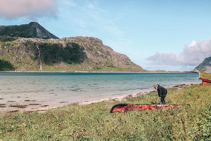 Nordmeer Fischer Norwegen