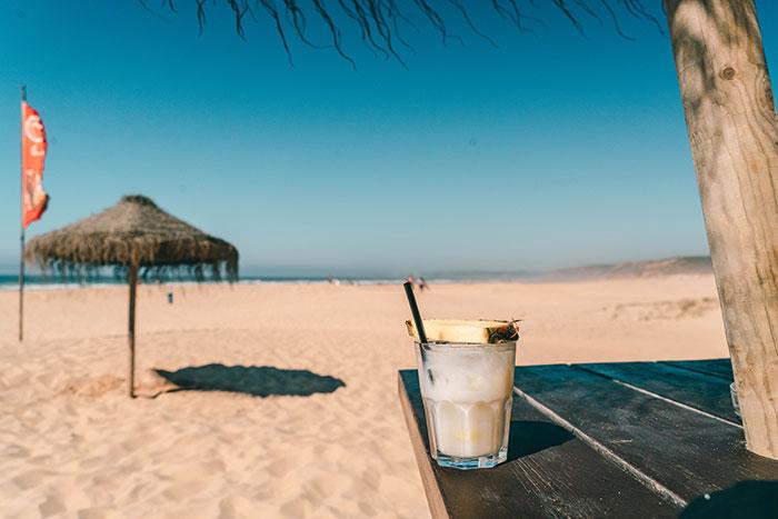 Praia da Bordeira Cocktail