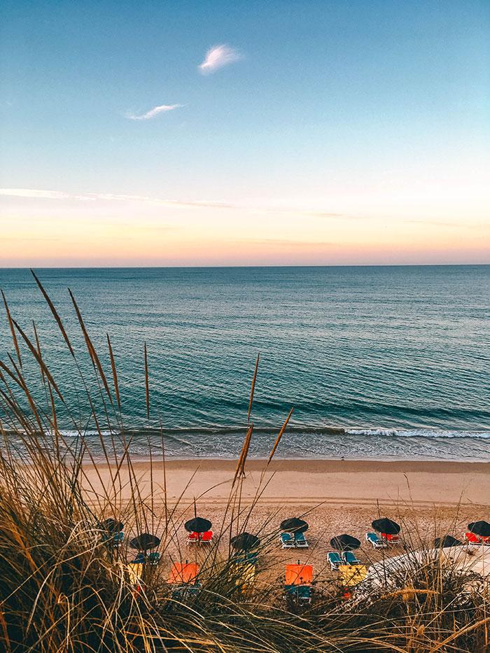 Praia de Falesia Strand