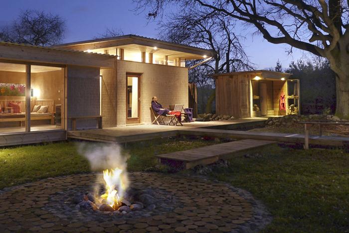 Nachhaltig Reisen mit Good Travel - Re:hof Sauna