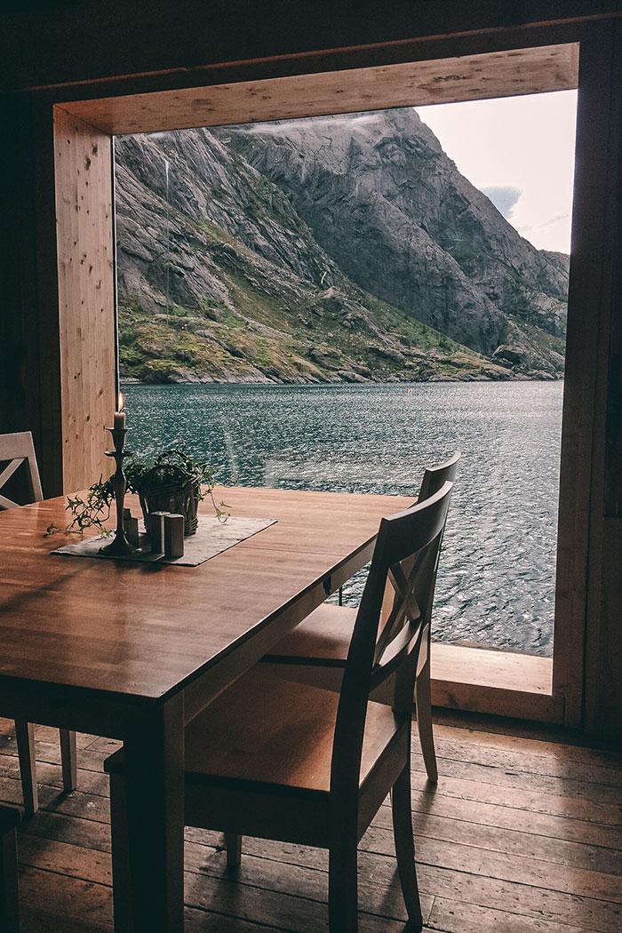 Restaurant Karoline Norwegen