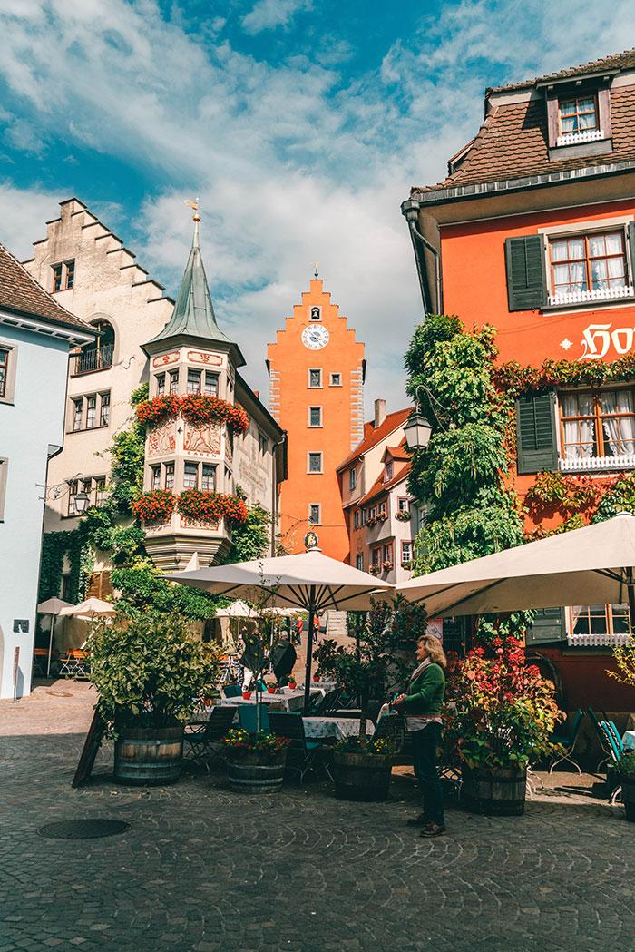 Roter Turm Meersburg