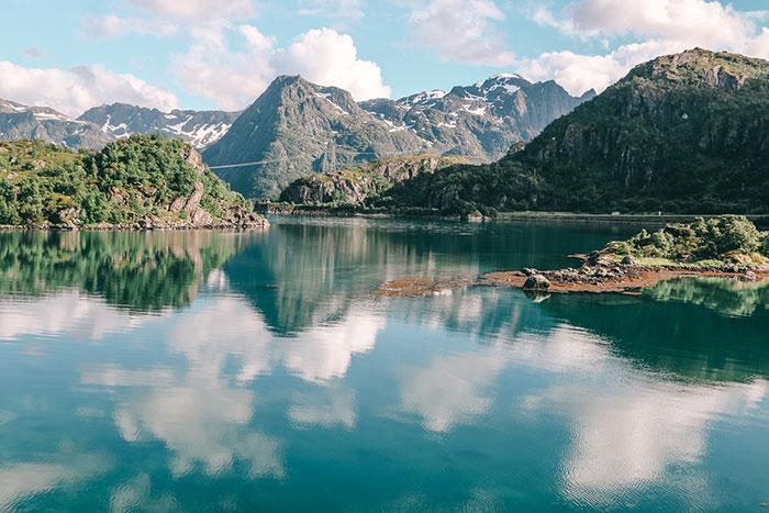 See Norwegen Lofoten