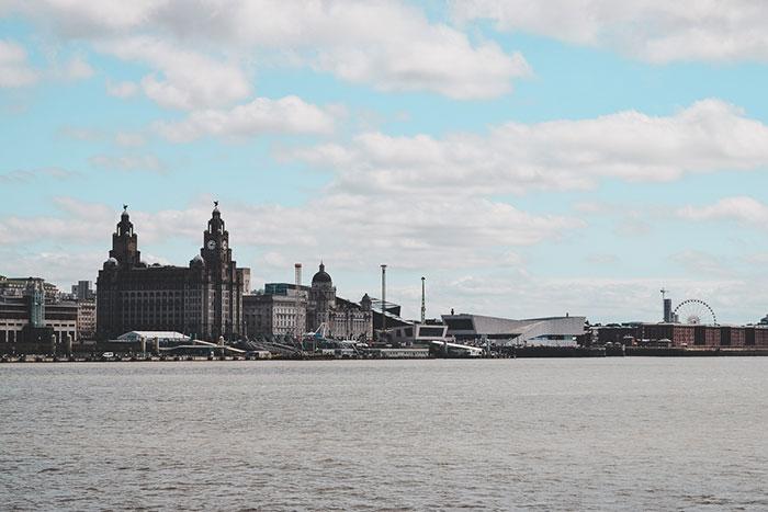 Liverpool Sehenswürdigkeiten Skyline