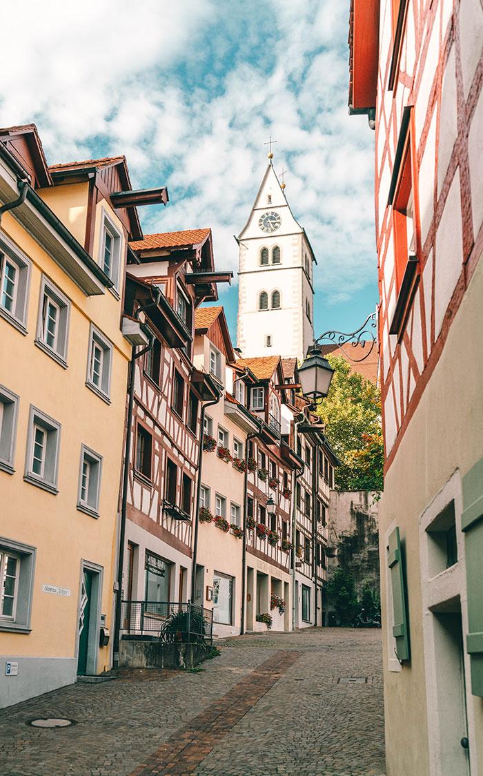Stadt am Bodensee