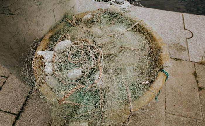Stellnetz Müll