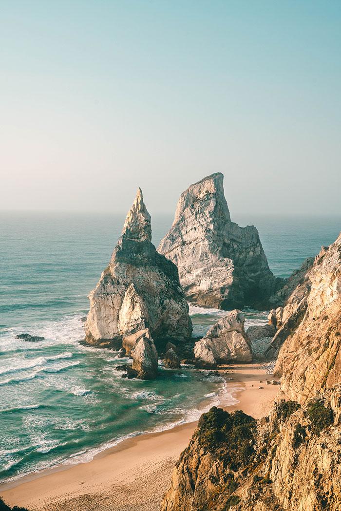 Strand Praia da Ursa Portugal