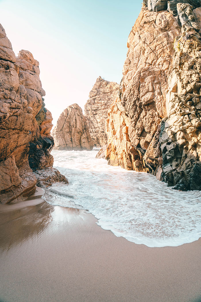 Strand Praia da Ursa Sintra