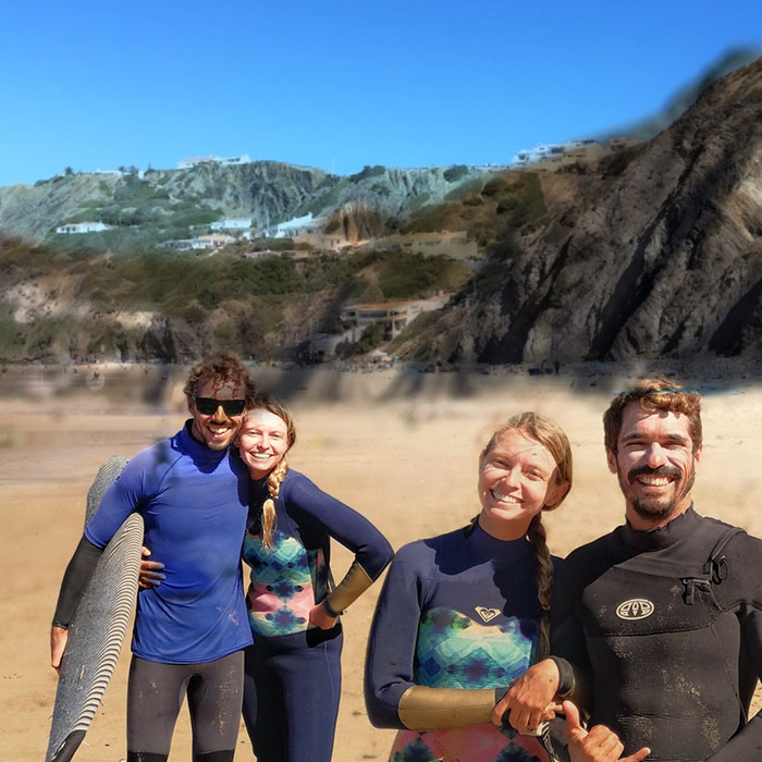 Surflehrer Portugal