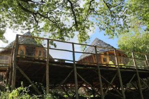 Nachhaltig Reisen mit Good Travel - Terragora Lodges in Frankreich