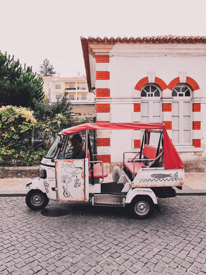 Tuk Tuk Tour Sintra